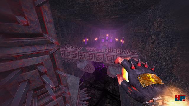 Screenshot - SEUM: Speedrunners from Hell (Linux) 92554667