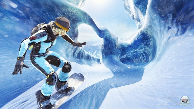 Screenshot - SSX: Deadly Descents (360) 2217067