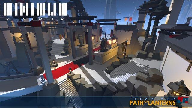 Unreal Tournament 3 lässt grüßen: Auch orientalische Gärten sind dabei.