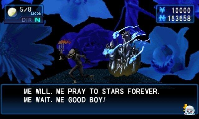 Screenshot - Shin Megami Tensei: Devil Summoner - Soul Hackers (3DS) 92460036