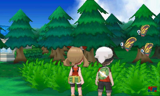 Screenshot - Pokémon Alpha Saphir (3DS)
