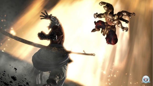 Screenshot - Asura's Wrath (PlayStation3) 2244297