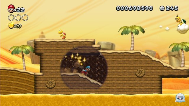 Screenshot - New Super Mario Bros. U (Wii_U) 92420432