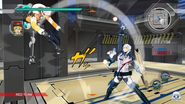 Screenshot - EX Troopers (PlayStation3) 2394472