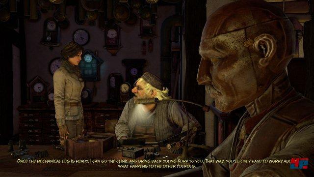 Screenshot - Syberia 3 (Mac)