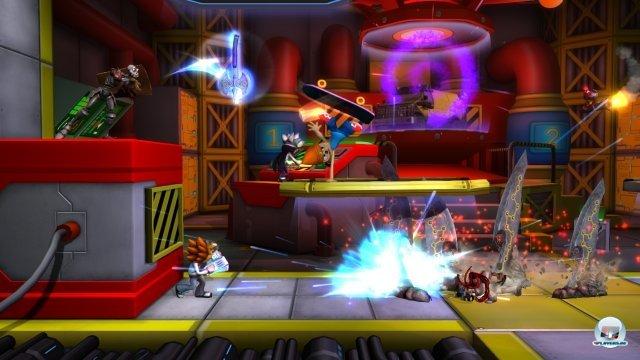 Screenshot - PlayStation All-Stars: Battle Royale (PlayStation3) 2397082