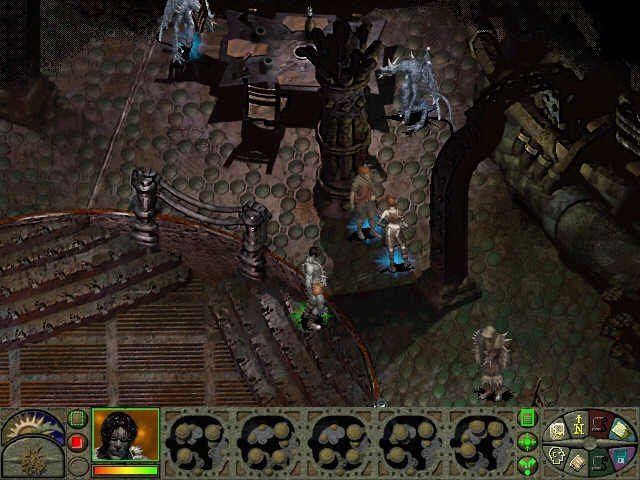 Screenshot - Planescape Torment (PC)