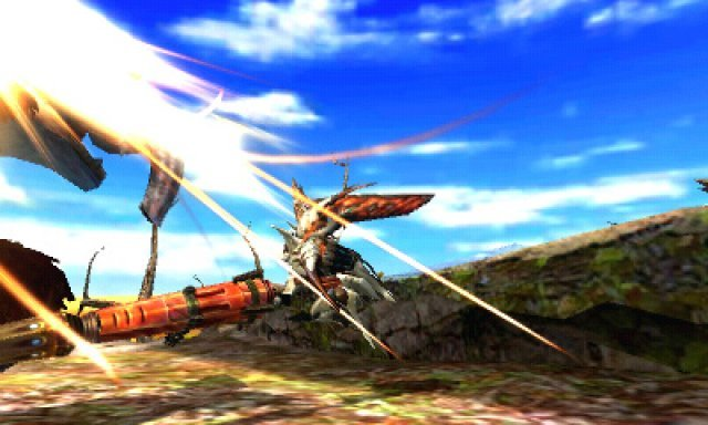 Screenshot - Monster Hunter 4 (3DS) 92399157