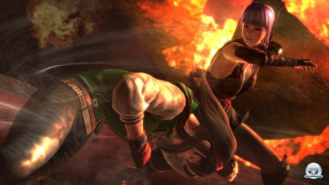 Screenshot - Dead or Alive 5 (PlayStation3) 2297722