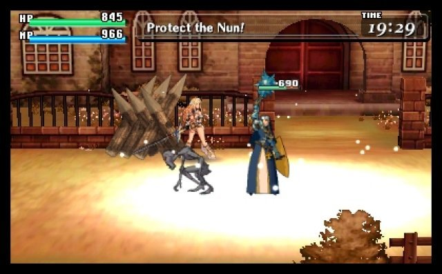 Screenshot - Code of Princess (3DS) 92407162