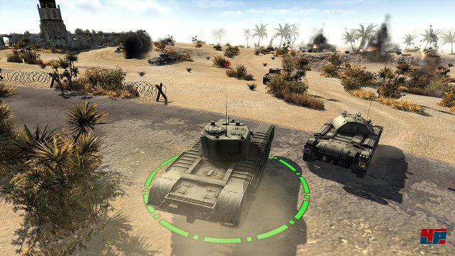 Screenshot - Men of War: Assault Squad 2 (PC)