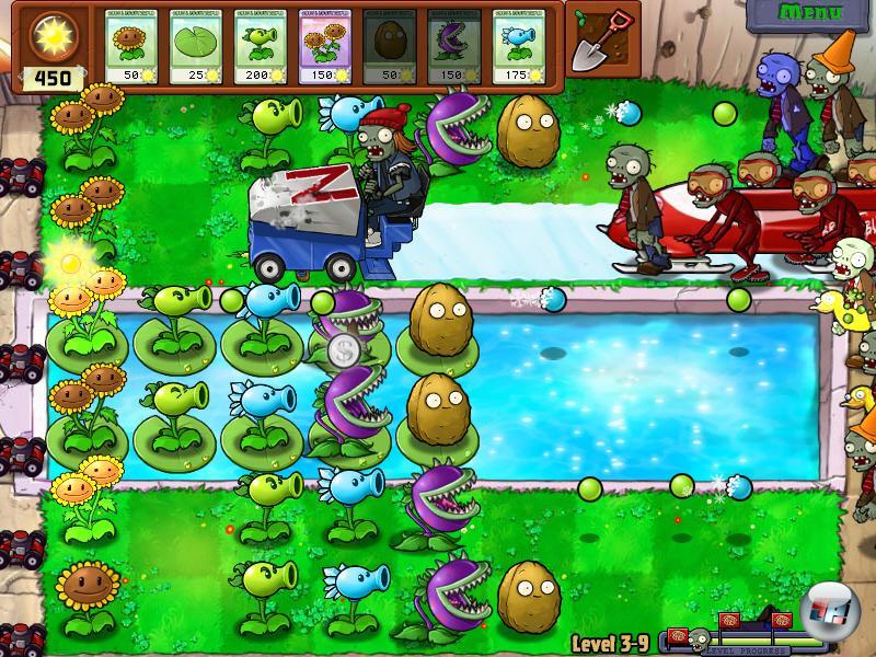 spiel pflanzen gegen zombies