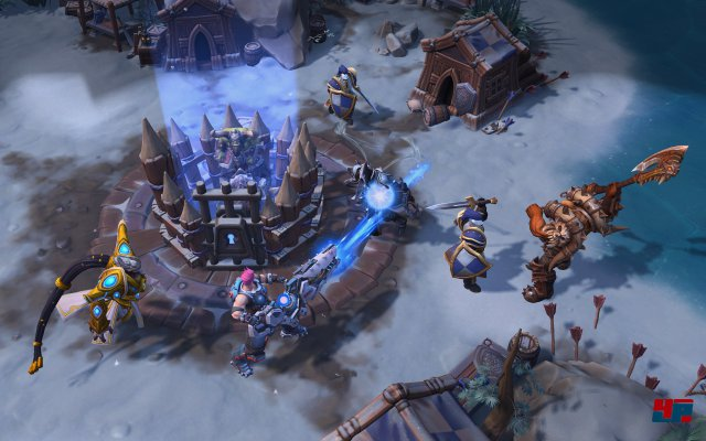 Screenshot - Heroes of the Storm (Mac) 92566439