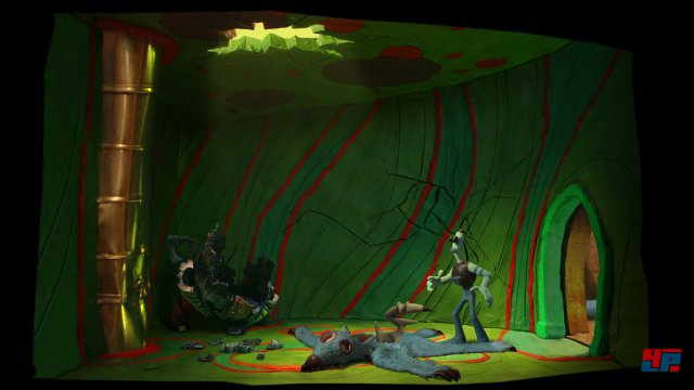 Screenshot - Armikrog (PC)