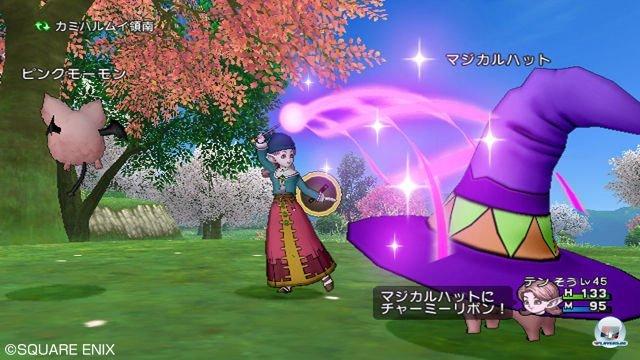 Screenshot - Dragon Quest X Online (Wii) 2295632