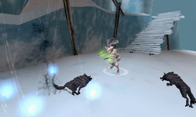 Screenshot - Rise of the Guardians (3DS)