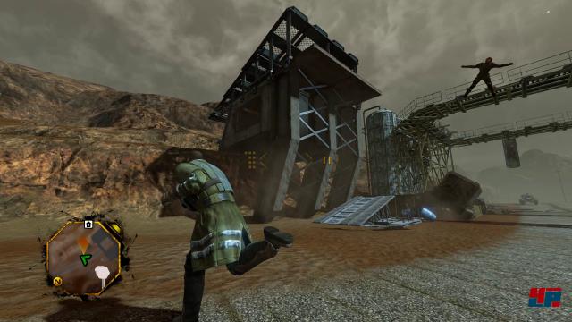 Screenshot - Red Faction: Guerrilla (PC) 92568683