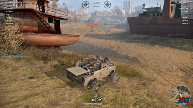Screenshot - Crossout (PC)