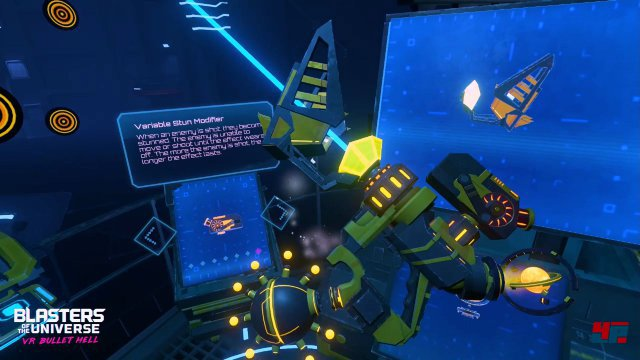 Screenshot - Blasters of the Universe (PlayStationVR)