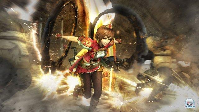 Screenshot - Dynasty Warriors 8 (PlayStation3) 92433957