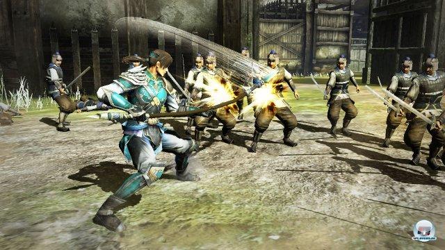 Screenshot - Dynasty Warriors 8 (PlayStation3) 92433702