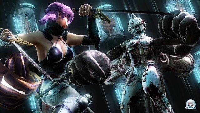 Screenshot - Ninja Gaiden 3 - Razor's Edge (Wii_U) 92405082