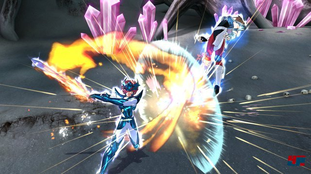 Screenshot - Saint Seiya: Soldiers' Soul (PC)