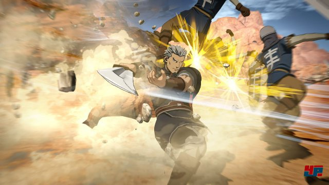 Screenshot - Arslan: The Warriors of Legend (PC) 92520340