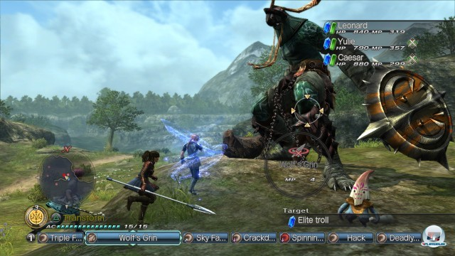 Screenshot - White Knight Chronicles II (PlayStation3) 2226858