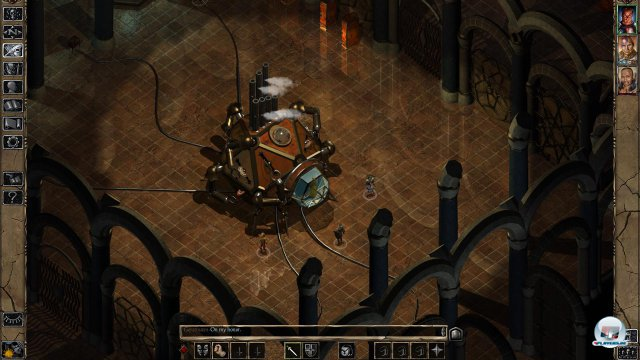 Screenshot - Baldur's Gate 2: Enhanced Edition (PC)