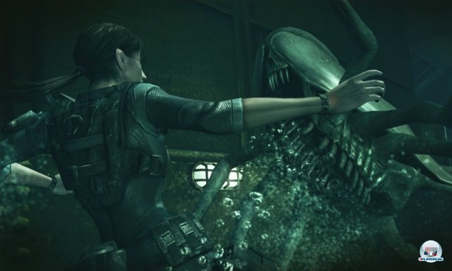 Screenshot - Resident Evil: Revelations (3DS) 2298607