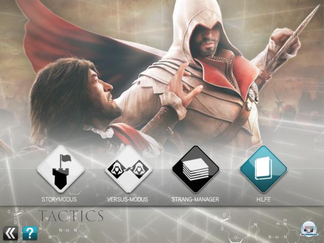 Screenshot - Assassin's Creed Recollection (iPad) 2328452