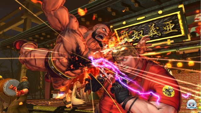 Screenshot - Street Fighter X Tekken (360) 2262727