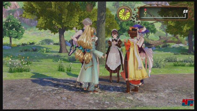 Screenshot - Nelke & the Legendary Alchemists: Ateliers of the New World (PC)