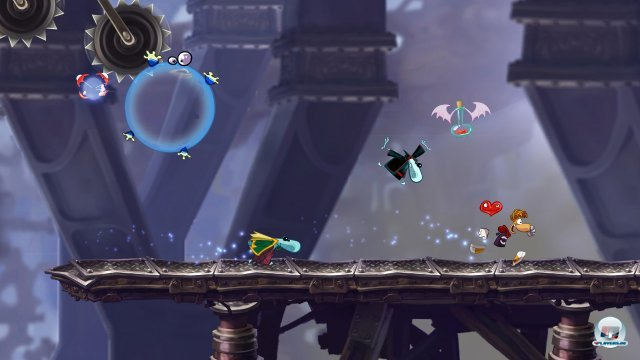 Screenshot - Rayman Origins (360) 2284982
