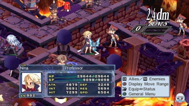 Screenshot - Disgaea 4: A Promise Unforgotten (PlayStation3) 2241478