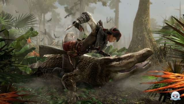 Screenshot - Assassin's Creed III: Liberation (PS_Vita) 92406307