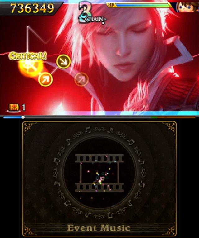Screenshot - Theatrhythm: Final Fantasy - Curtain Call (3DS) 92484212