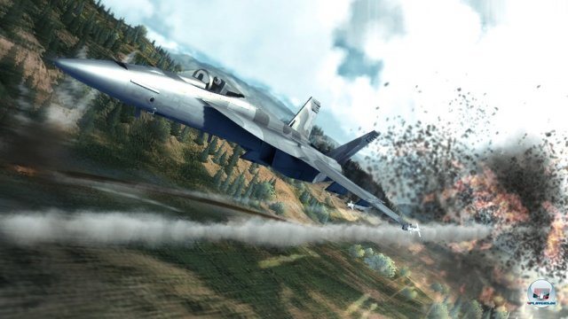 Screenshot - Jane's Advanced Strike Fighters (360) 2310002
