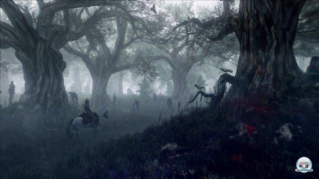 Die neue Engine zaubert stimmungsvolle Landschaften auf den Bildschirm.