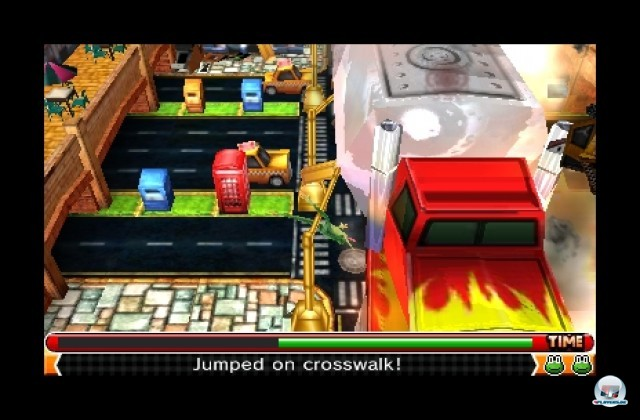 Screenshot - Frogger 3D (3DS) 2252652