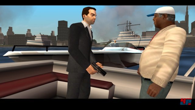 Screenshot - Grand Theft Auto: Liberty City Stories (Android) 92517875