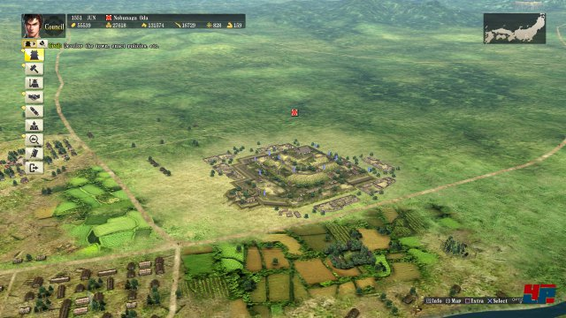 Screenshot - Nobunaga's Ambition: Sphere of Influence (PC)