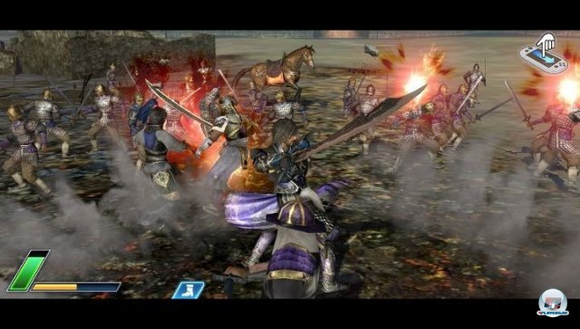Screenshot - Dynasty Warriors (PS_Vita) 2260867