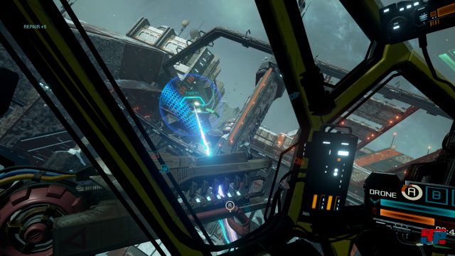 Screenshot - EVE: Valkyrie (PC)