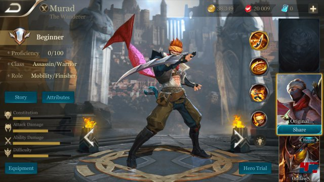 Screenshot - Arena of Valor (Switch) 92572123