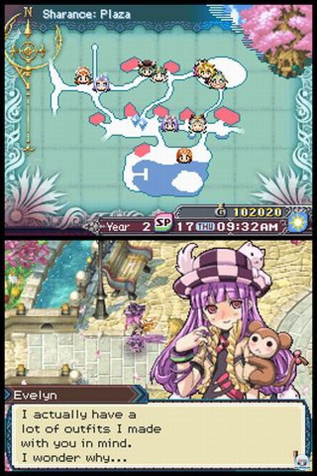 Screenshot - Rune Factory 3: A Fantasy Harvest Moon (NDS) 2273192