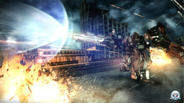 Screenshot - Armored Core V (PlayStation3) 2221919