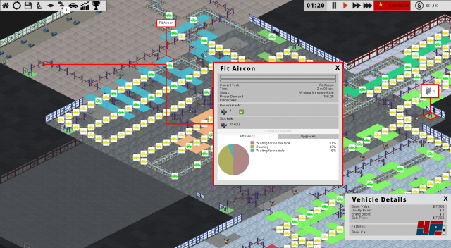 Screenshot - Production Line (PC)