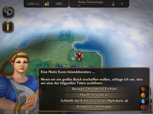 Screenshot - Civilization Revolution 2 (iPad) 92486654